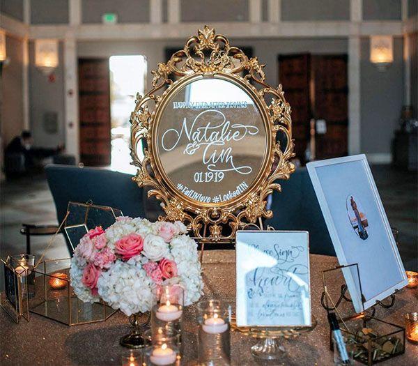 Welcome Sign - Wedding