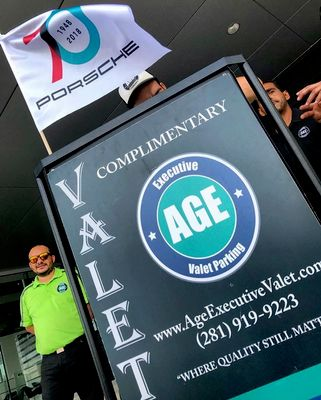Avatar for AGE Executive Valet Parking
