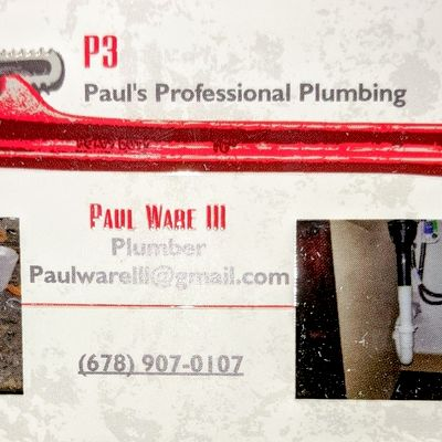 Avatar for Paul's Profesional Plumbing