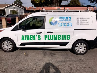 Avatar for Aiden's plumbing & rooter