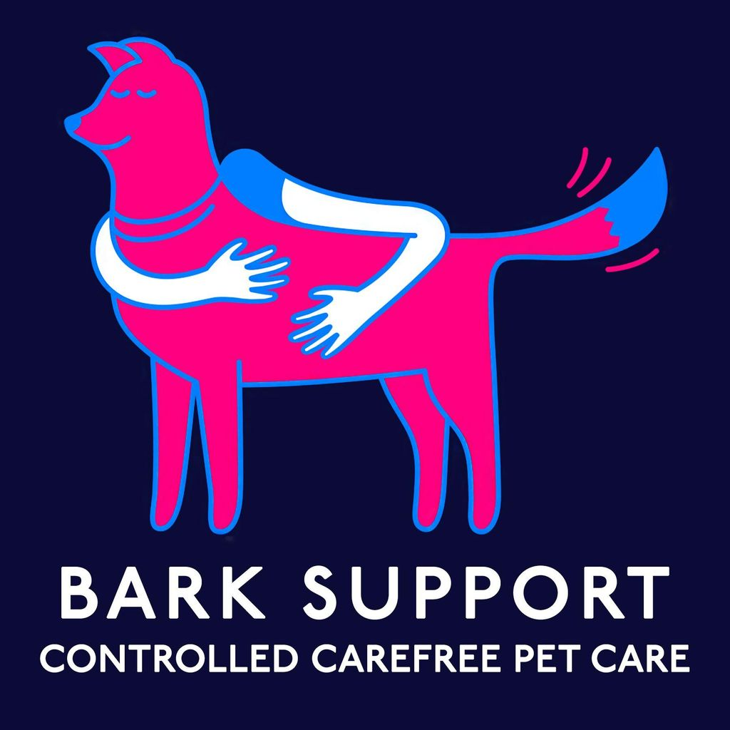 Bark Support - Controlled Carefree Pet Care