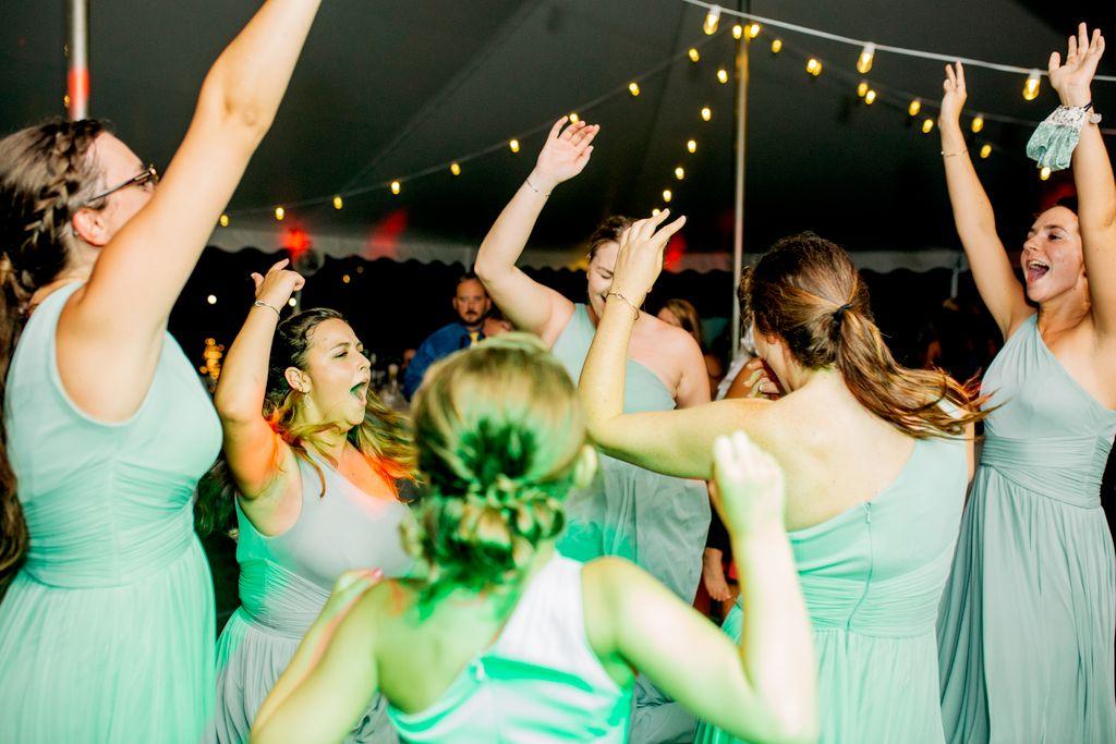 Dakota & Courtney's Wedding