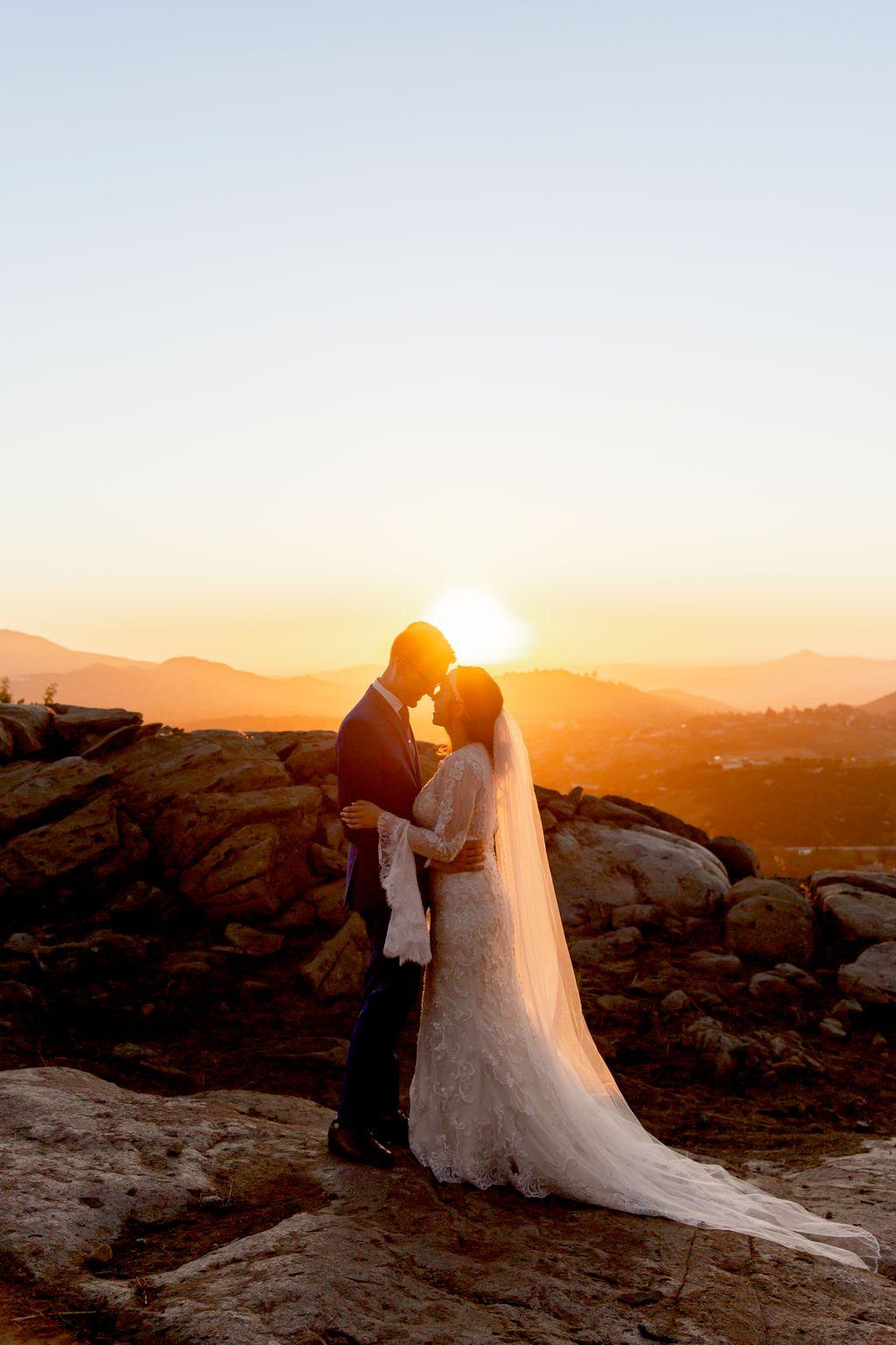 Beautiful Jamul Estate Wedding
