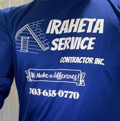 Avatar for Iraheta Service Contractor Inc.