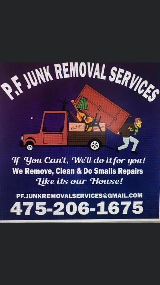 P.F Junk Removal Services