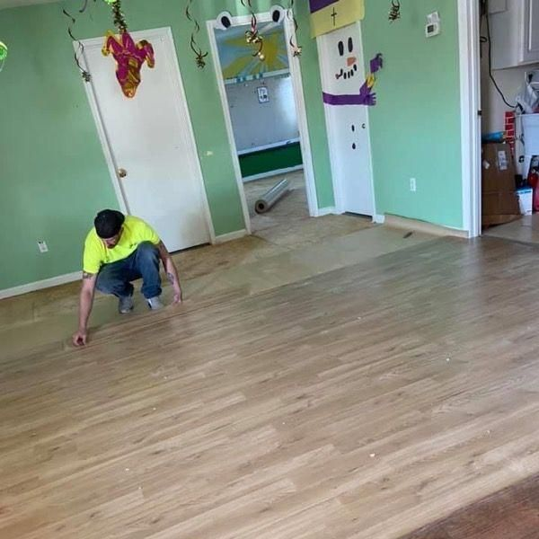 Platinum floors and homeservices