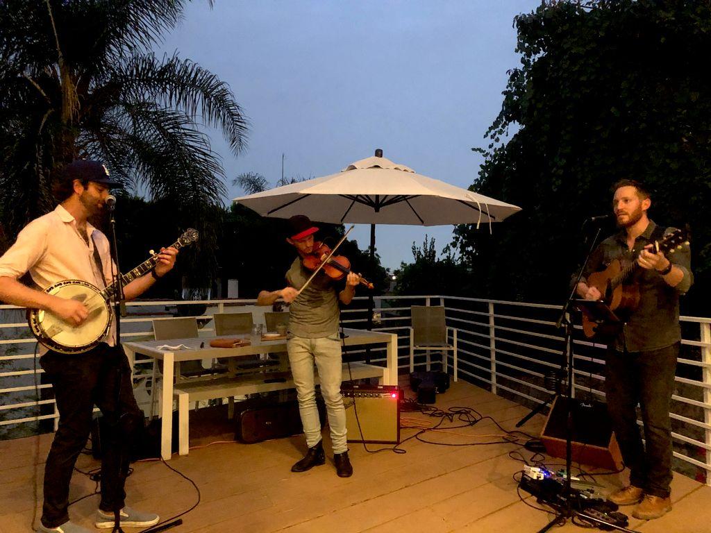 HEAT WAVE Bluegrass Trio - Private Event