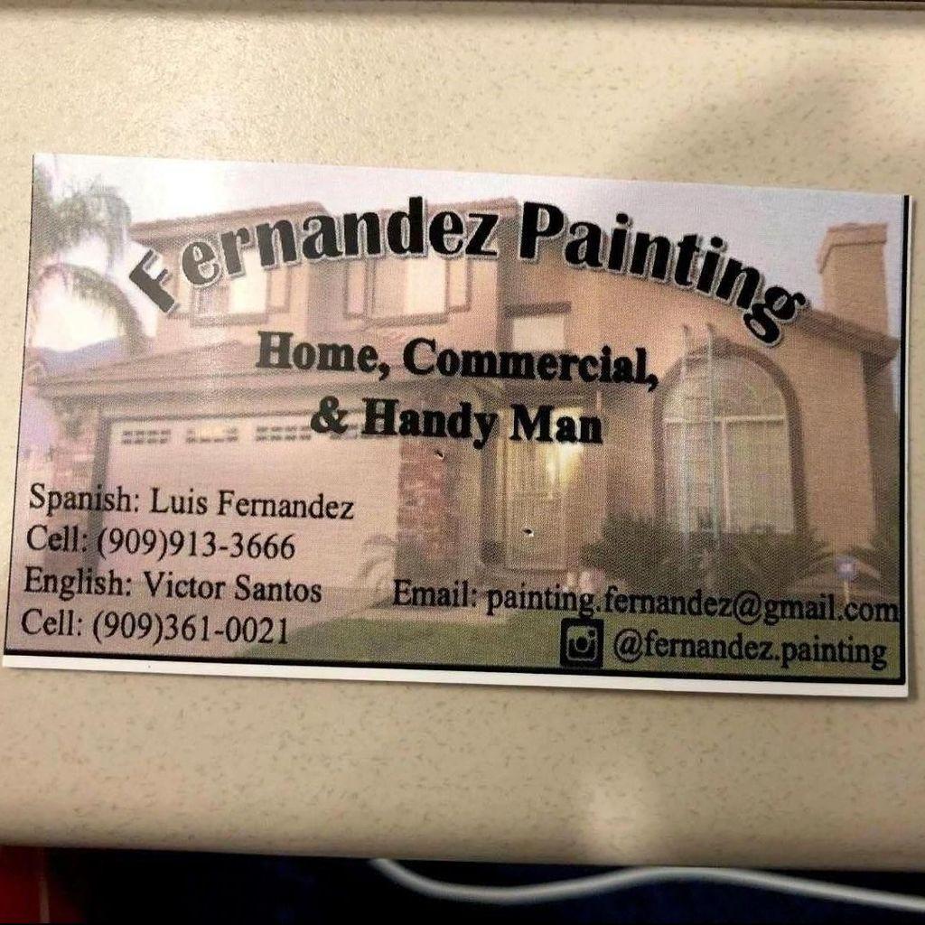 Fernandez Painting