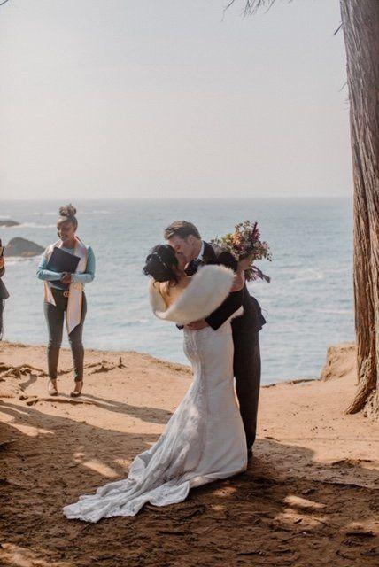 Wedding Officiant - Mendocino 2020