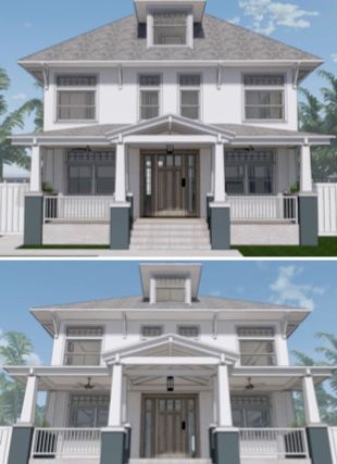 House remodel and redesign