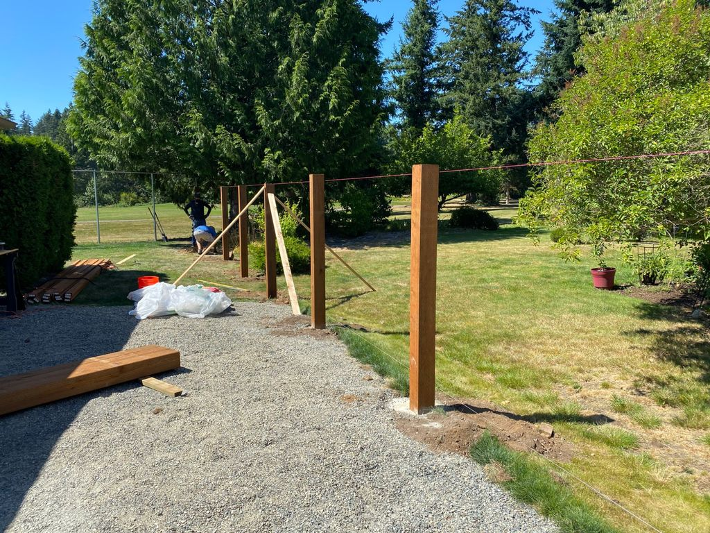 Fence and Gate Installation - Maple Valley 2020