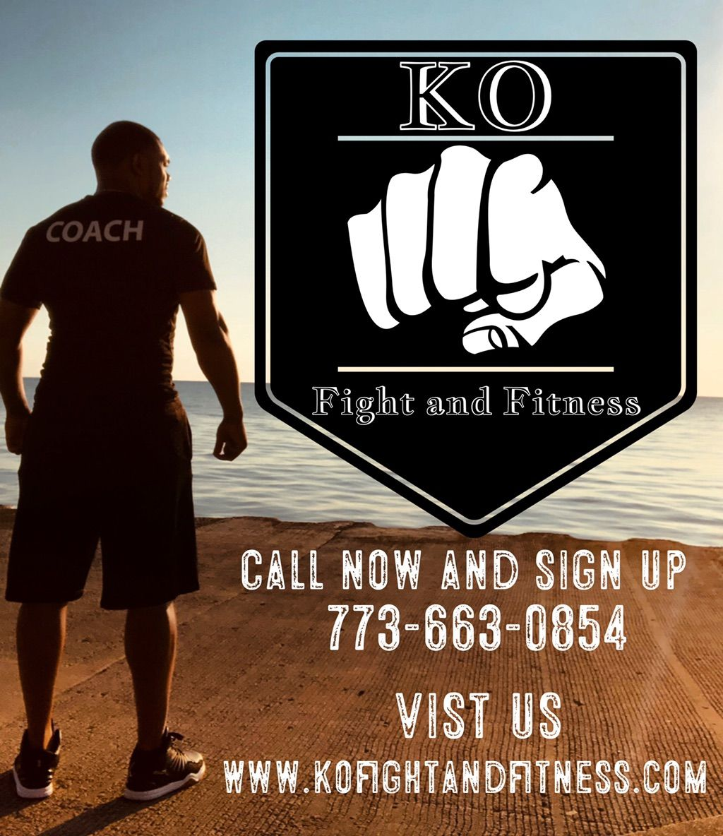 KO Fight and Fitness