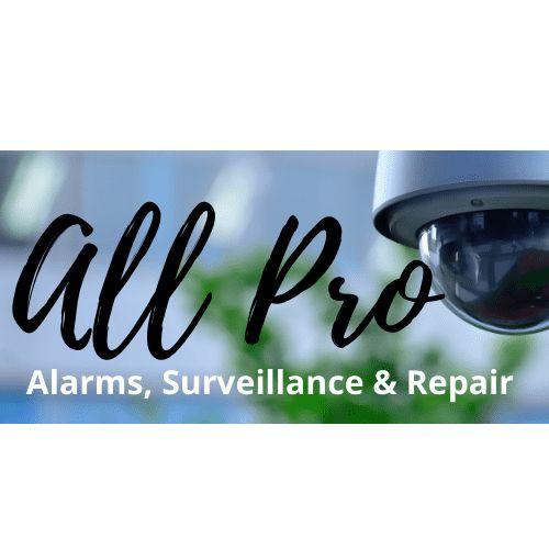 All Pro Alarms, Surveillance & Repair