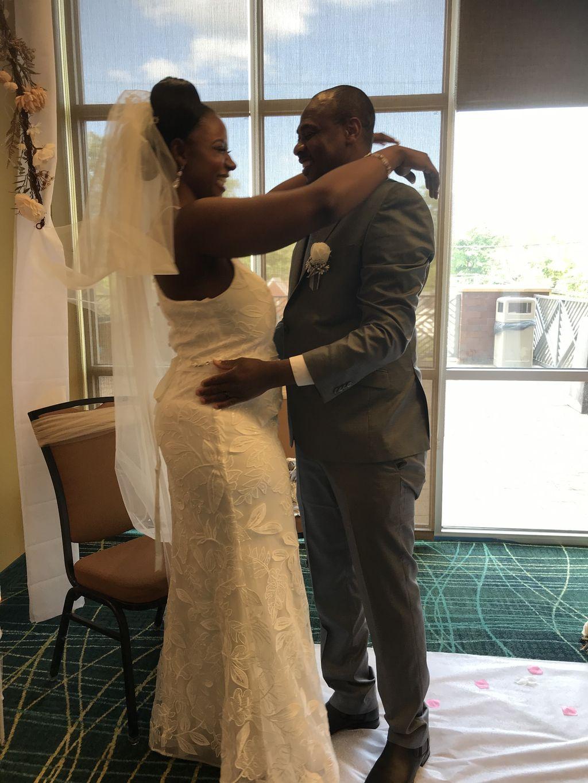 Wedding Officiant - September elopement