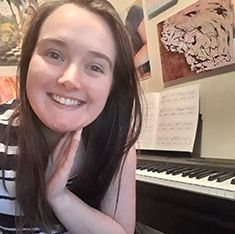Avery Savoie - Piano and Voice Instructor