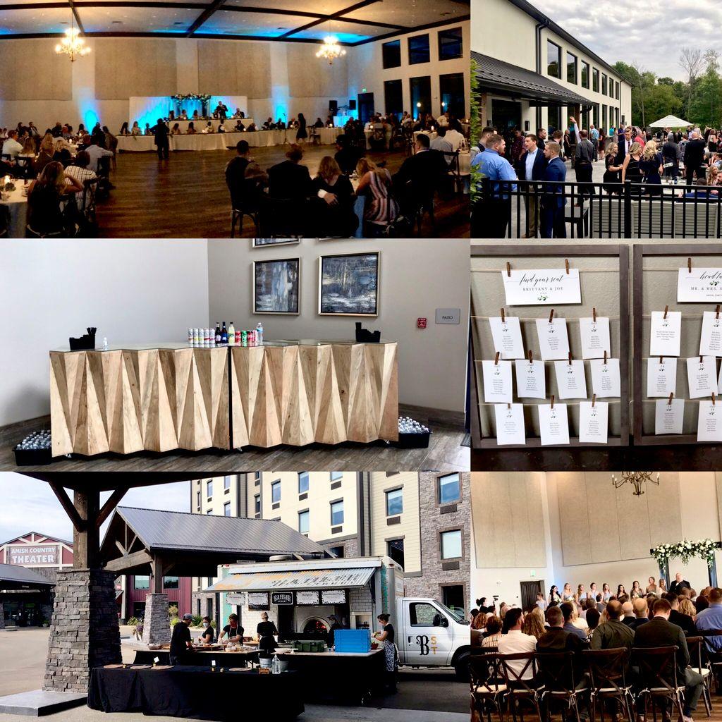 Wedding event at Berlin Encore Hotel & Suites