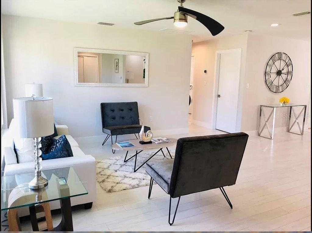 Total home renovation