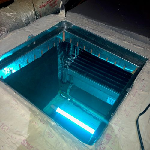 UV Light Technology #ColdSolutions