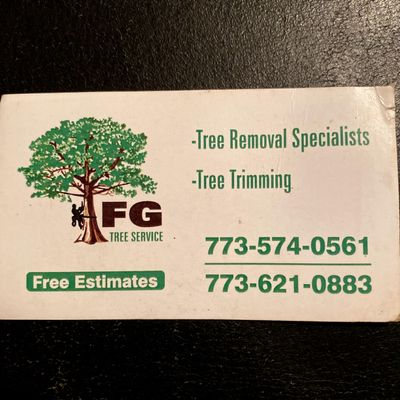 Avatar for FG Tree Service