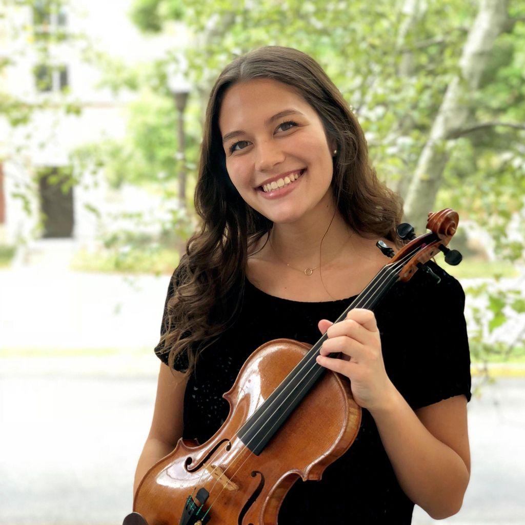 Juliet Kim - Violin Lessons