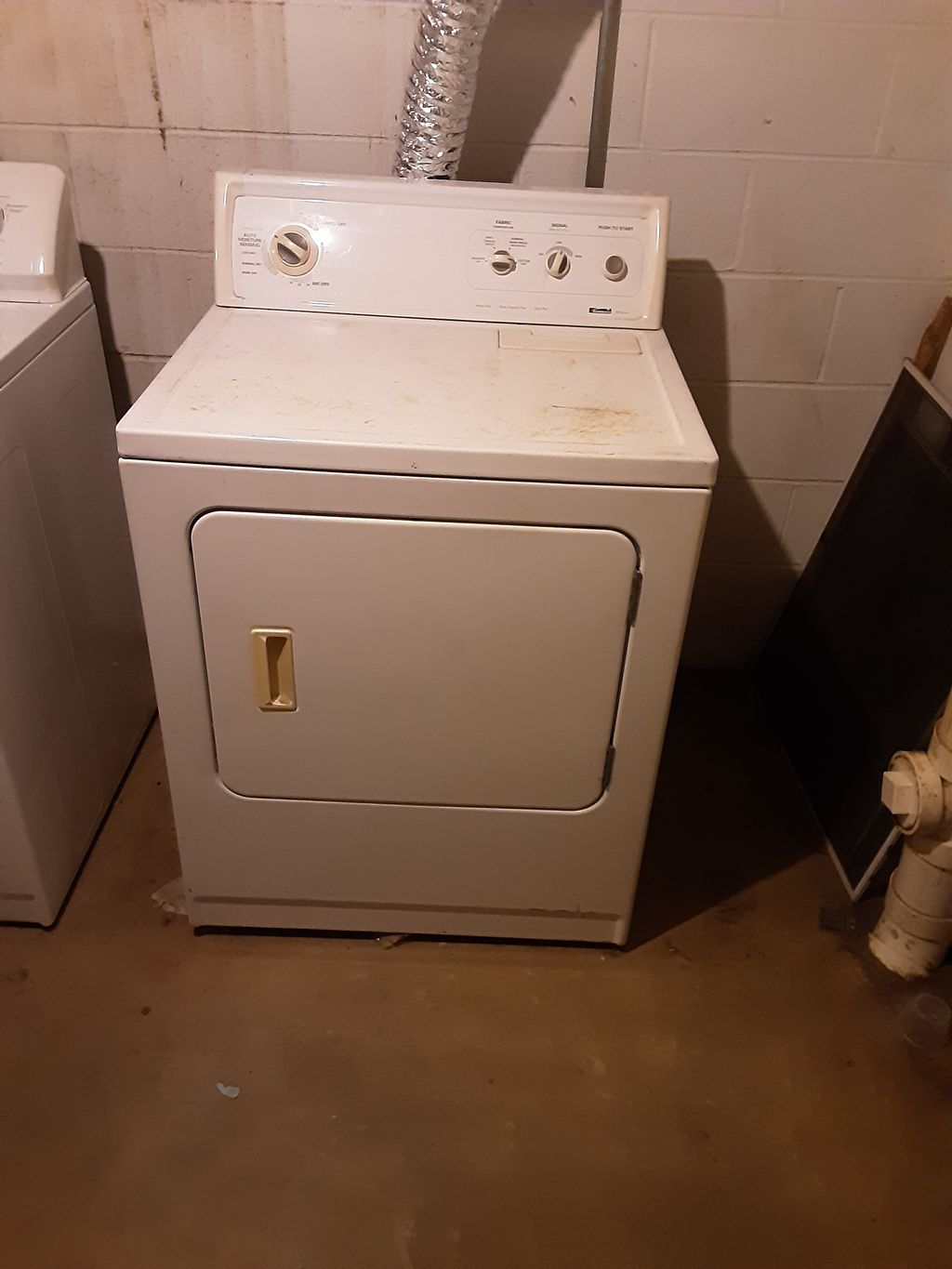 Dryer and vent cleaning