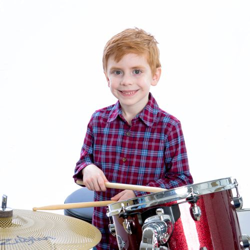 Drum lessons for all!