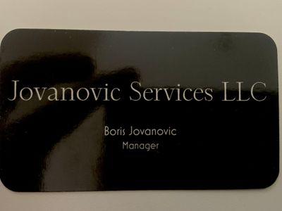 Avatar for Jovanovic services LLC