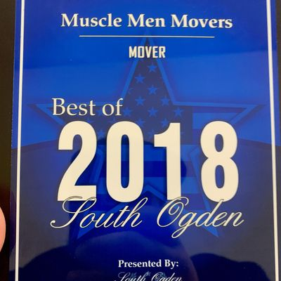 Avatar for Muscle men movers