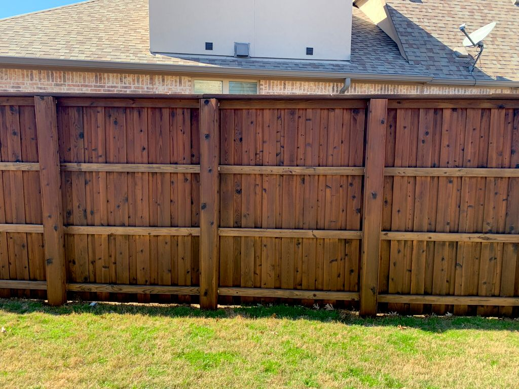 Fence Staining Pro