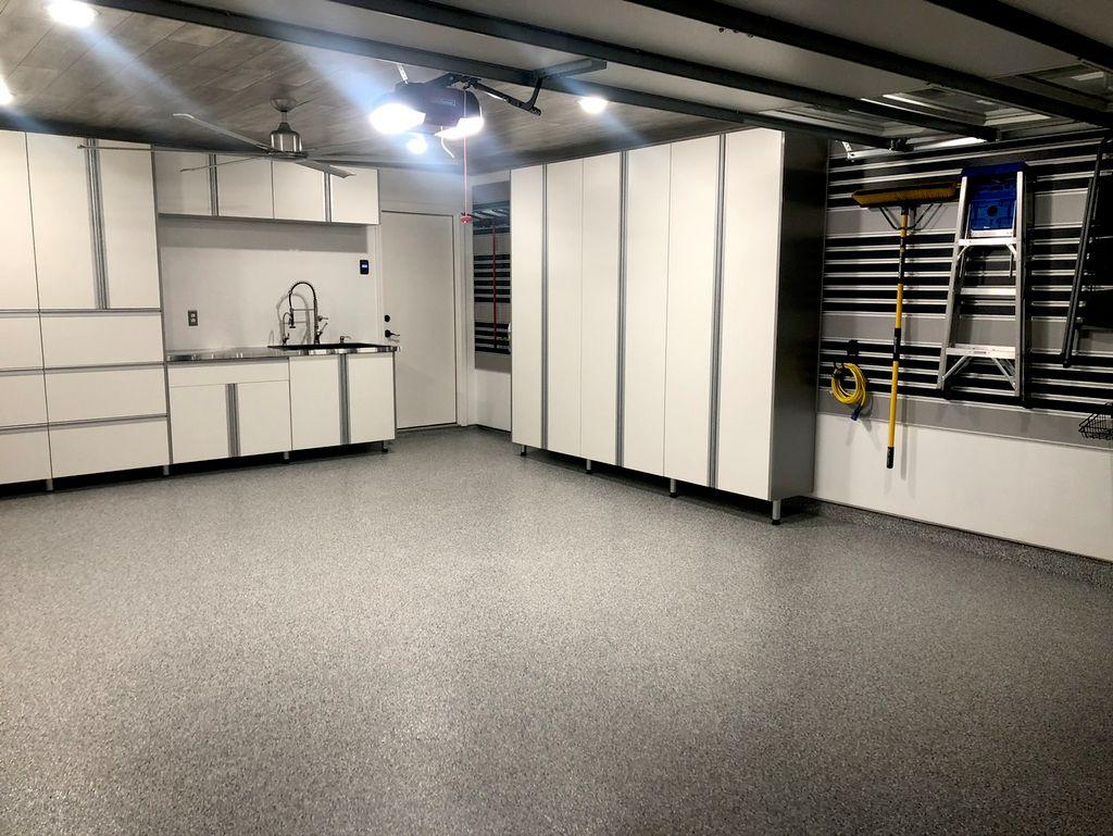 Professional garage concepts