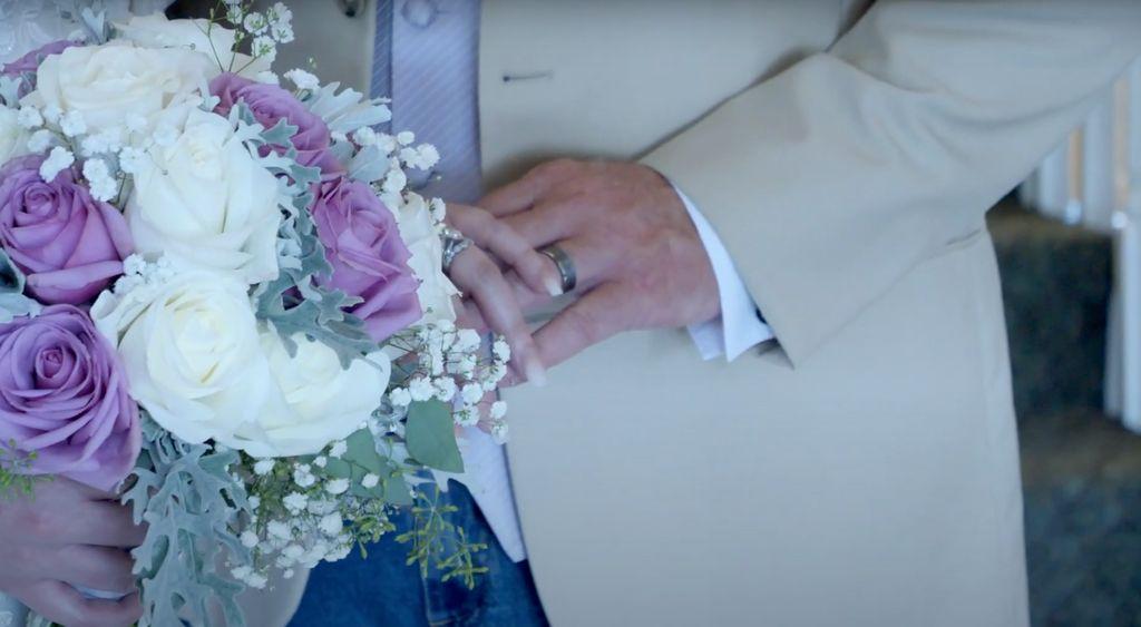 One Camera Wedding
