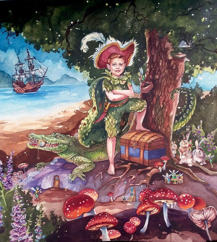 Child in Neverland