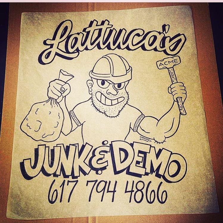 Lattuca's Junk and Demo