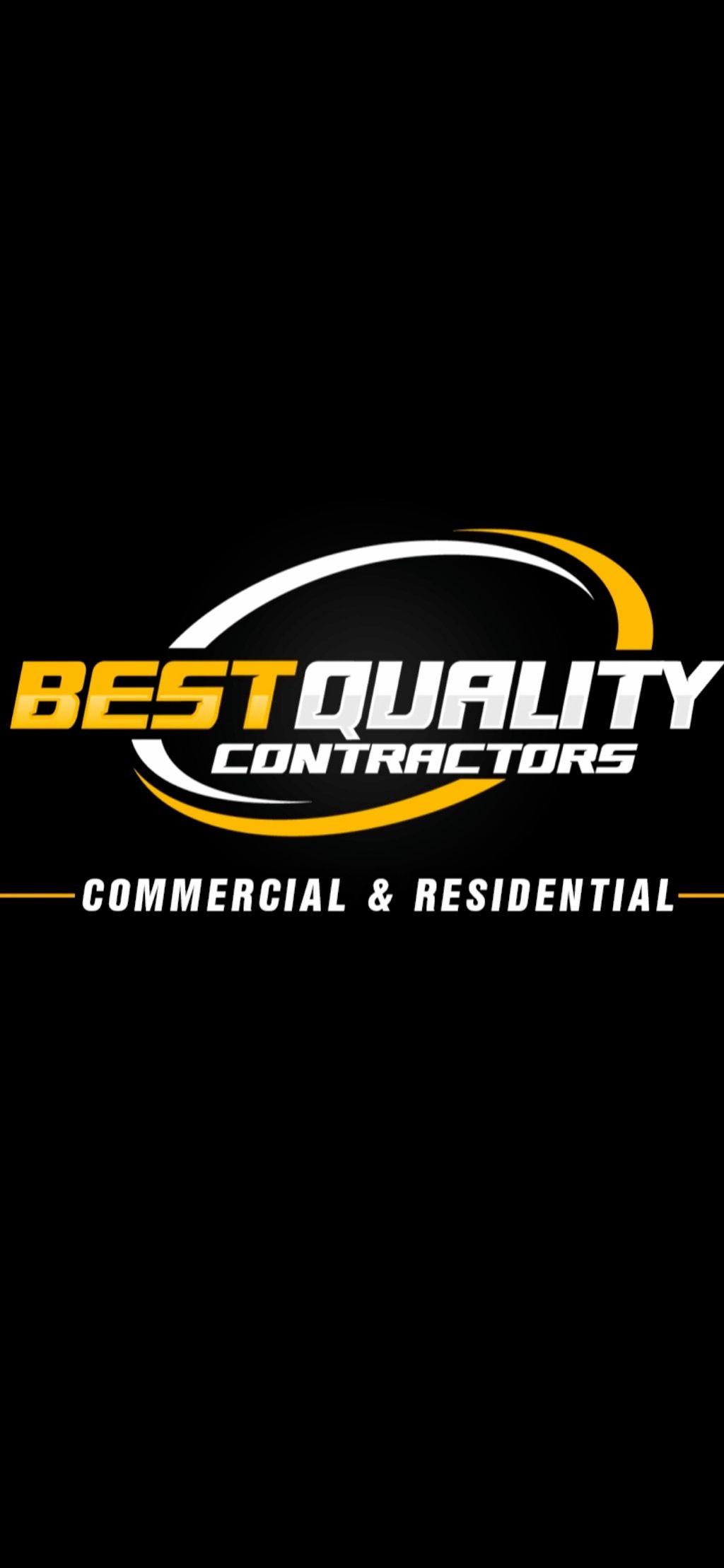 Best Quality Contractors