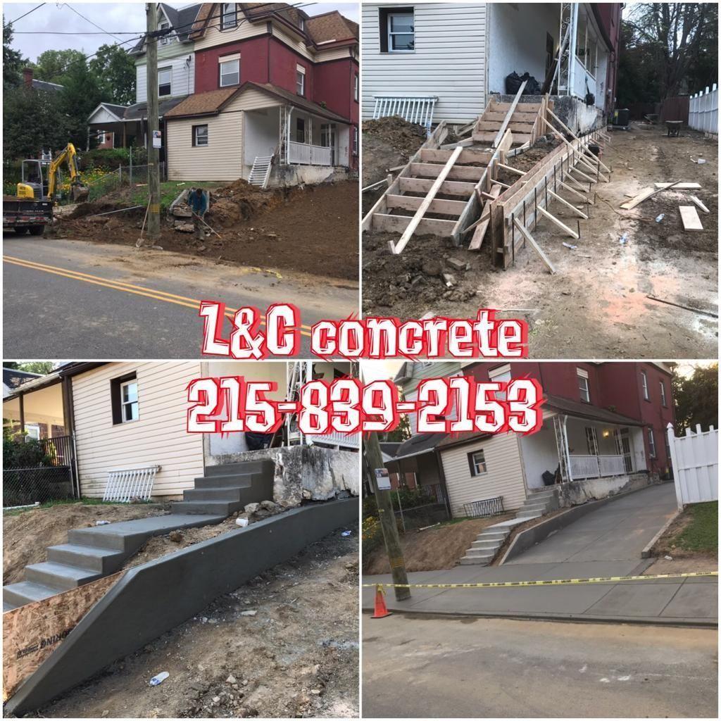 L&C concrete