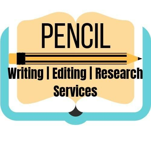✏PENCIL Writing | Editing | Research Services