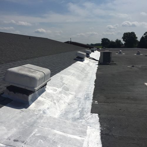 Seam and Expansion Coating