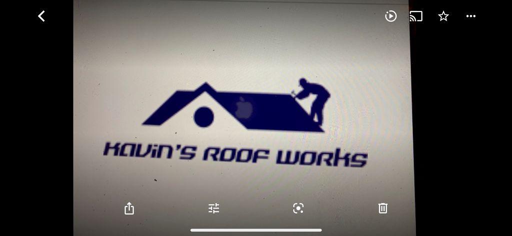 Kavin's roof works