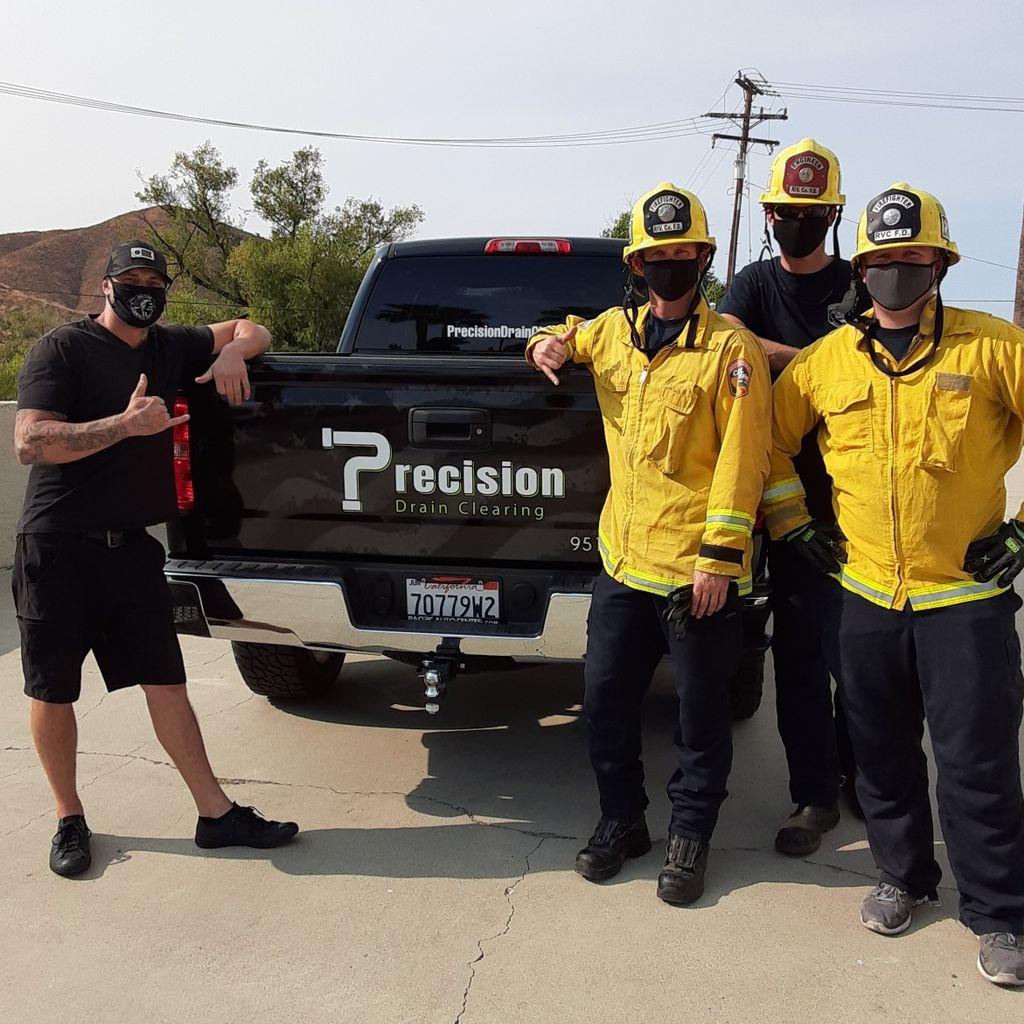Precision Plumbing & Drain Clearing