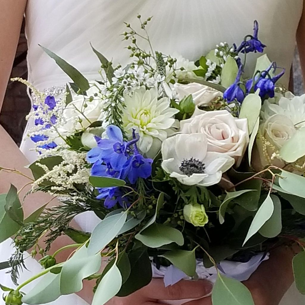 Event flowers by Michelle