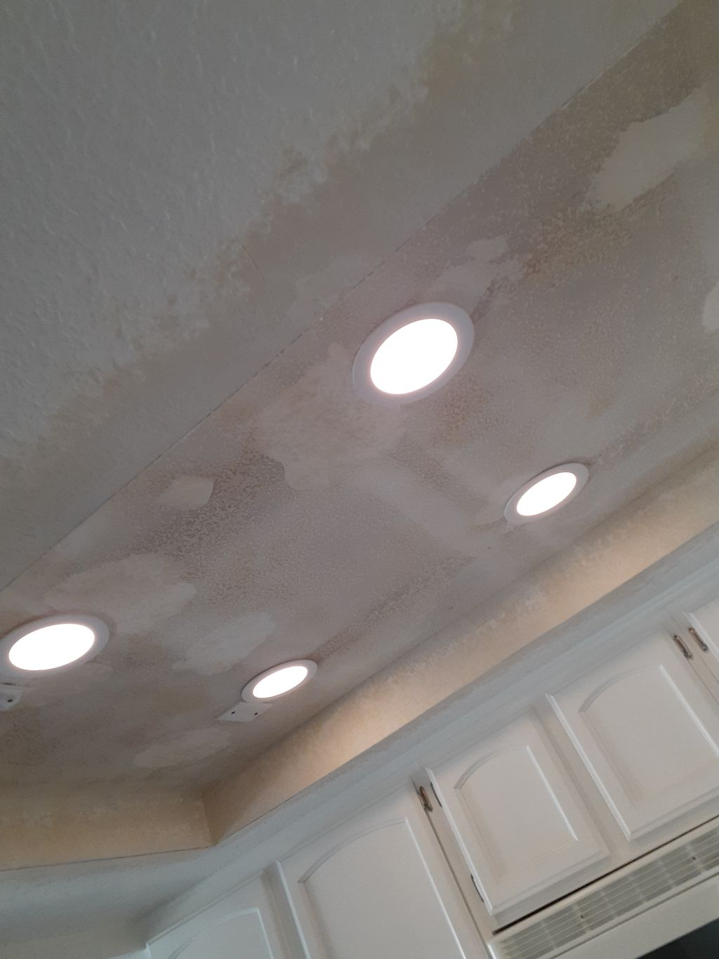 More recessed lights
