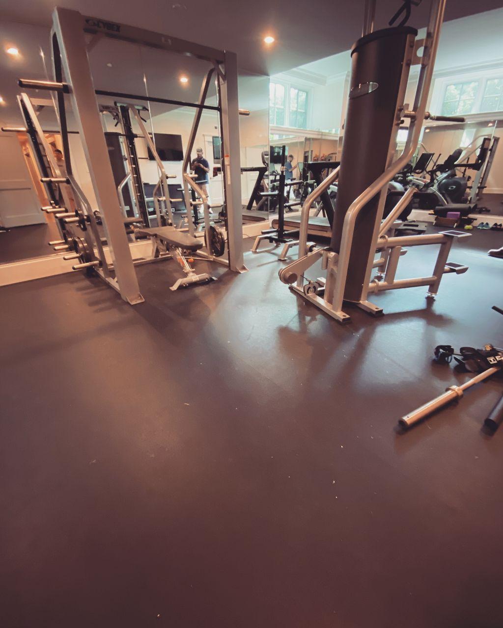 Gym move