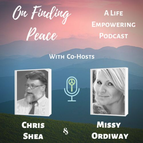 "My podcast ""On Finding Peace"""