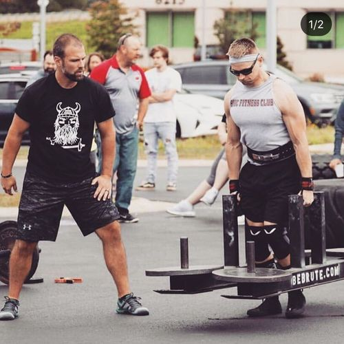 Strongman competition 2019