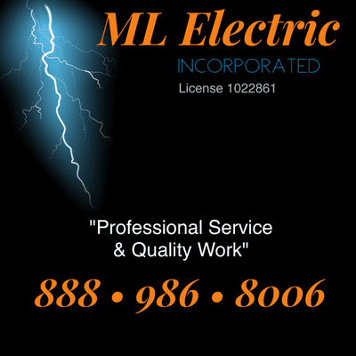 Avatar for ML Electric Incorporated