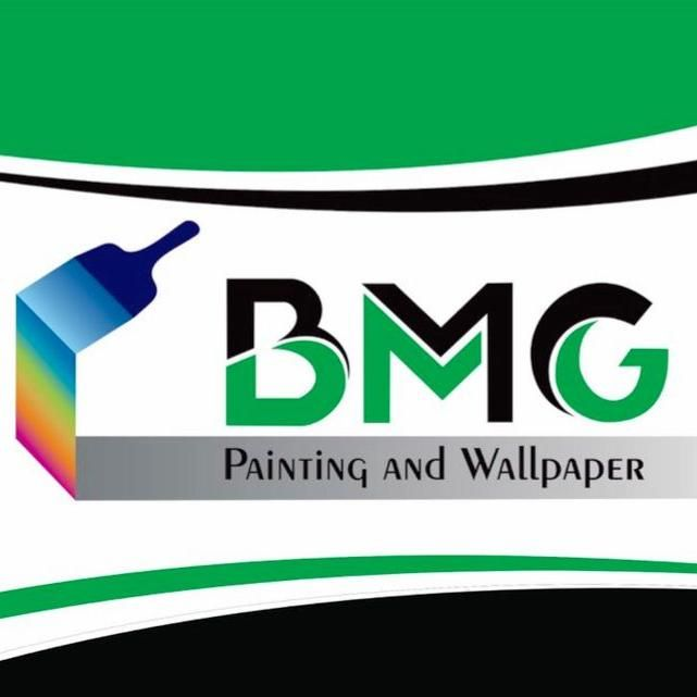 Bmg paint, wallpaper and cleaning services