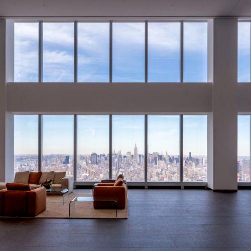 Sky Lobby at the WTC