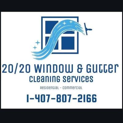 Avatar for 20/20 Window & Gutter Cleaning Services