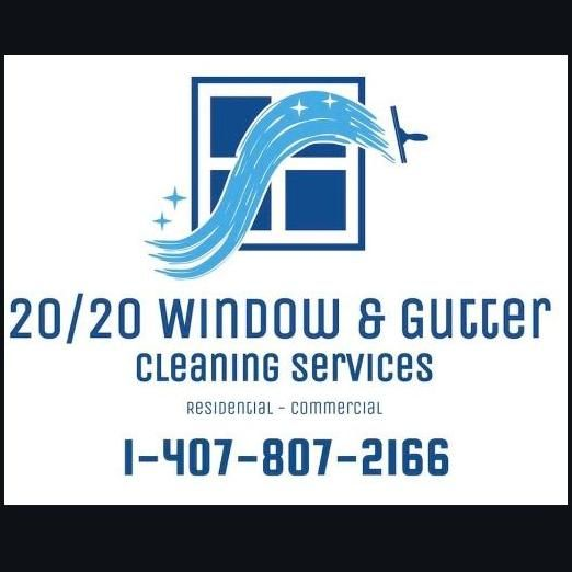 20/20 Window & Gutter Cleaning Services