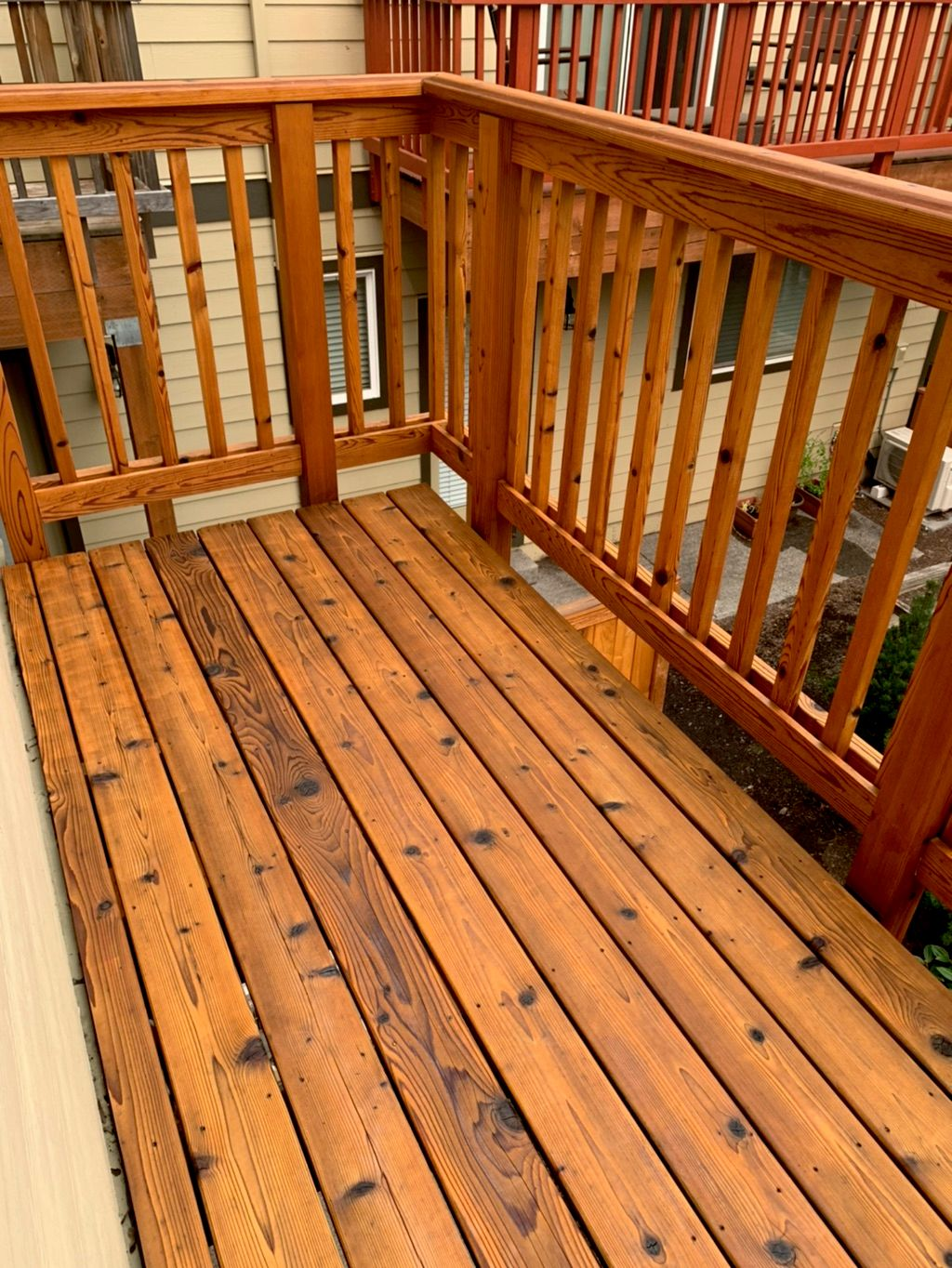 Deck Staining and Sealing - Beaverton 2020